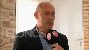 El árbitro entrerriano Adrián Fonzo anunció su retiro de la actividad