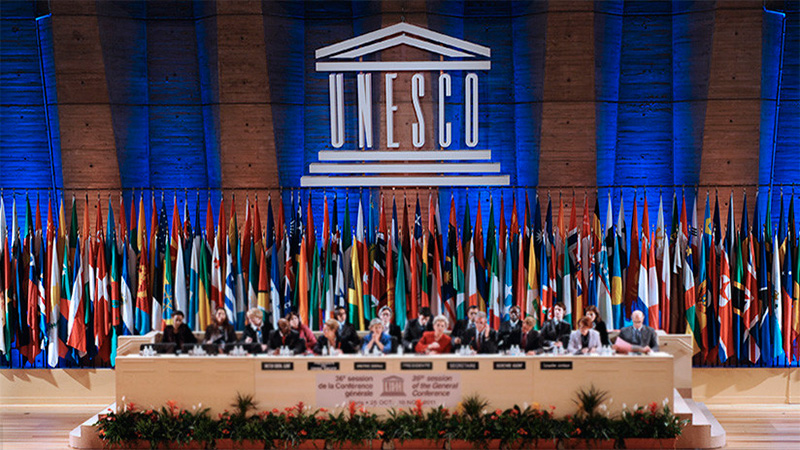 Decide Trump que EU salga de la Unesco