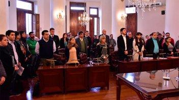 El Concejo Deliberante expresó su pesar por el fallecimiento de José Zamora