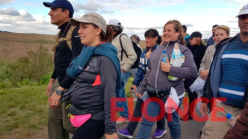 Miles de fieles iniciarán esta tarde la peregrinación Hasenkamp-Paraná