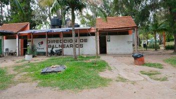 La semana próxima inicia la obra para renovar sanitarios del balneario Thomspon