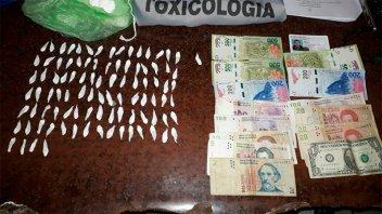 Incautaron marihuana y cocaína tras varios allanamientos: Cuatro detenidos