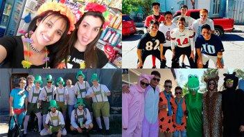 En las redes: Lo más divertido de la previa a la Fiesta de Disfraces