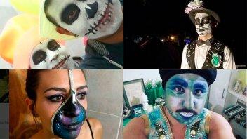 #SerLoQueQueremosSer: Los disfrazados que llevan su personaje en la piel