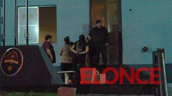 Dos policías heridos cuando intervinieron en violenta gresca entre dos familias