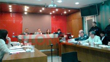Crimen de Ruiz: Acusada de