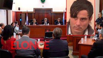 Condenaron a Wagner a perpetua por la violación y asesinato de Micaela García