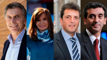 Maldonado: Macri, Cristina, Randazzo y Massa suspenden cierres de campaña