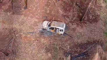 Concordienses desaparecidos: analizan cenizas halladas dentro de la camioneta