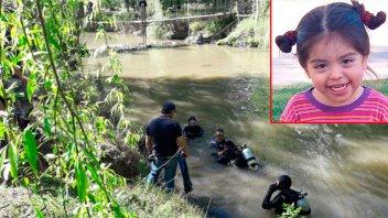 Triste final: Hallaron en un desagüe a la nena que se perdió en un cumpleaños