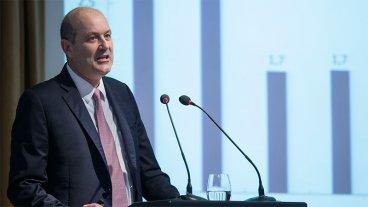 Sturzenegger admitió que este año la inflación superará la meta del 17%