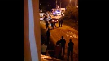 Personas abatidas por policías en Concordia: Desgarradores gritos tras el hecho