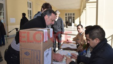 Voto 2017: imágenes de la elección en Paraná