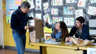Macri aseguró que las elecciones
