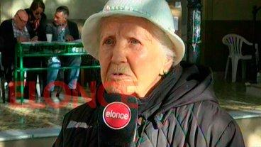Astrohúngara de 96 años emitió su voto:
