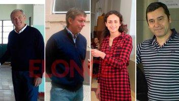 Elecciones 2017: el voto de los candidatos entrerrianos