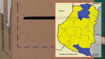 Cambiemos ganó en Entre Ríos: Triunfó en 14 de los 17 departamentos