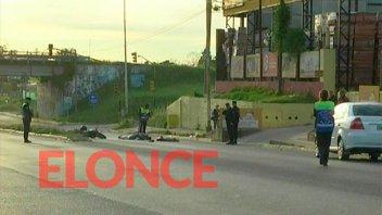 Accidente fatal en avenida Almafuerte: Peatón murió tras ser atropellado