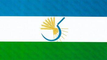 Villa Elisa ya tiene bandera propia