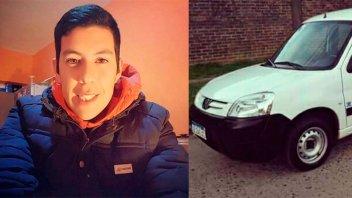 Buscan a un joven: Avisó que un auto lo seguía y está desaparecido