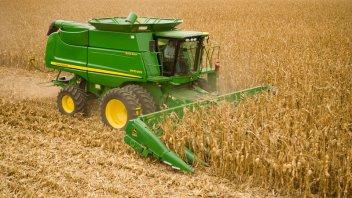 La maquinaria agrícola avizora recuperación ante campaña récord
