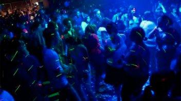 Cierre preventivo del local bailable donde se intoxicaron varios menores