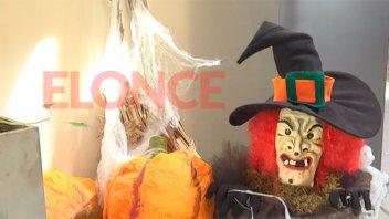 Festejan Halloween en el Shopping La Paz de Paraná