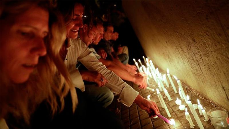 Emotivo homenaje en Rosario a víctimas del atentado en Nueva York
