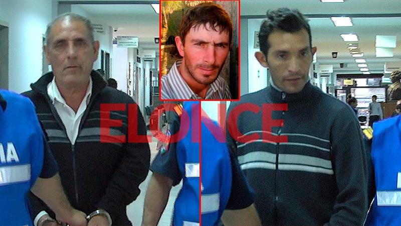 Estos son los policías detenidos por el crimen de Julio Trossero.