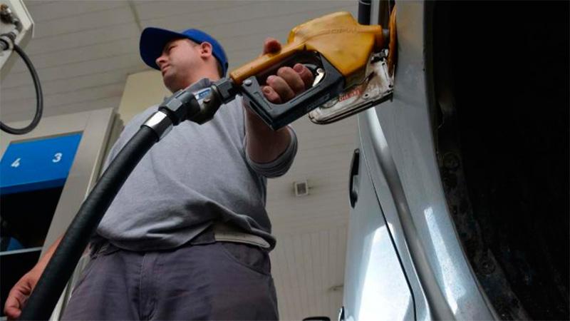 nafta combustible