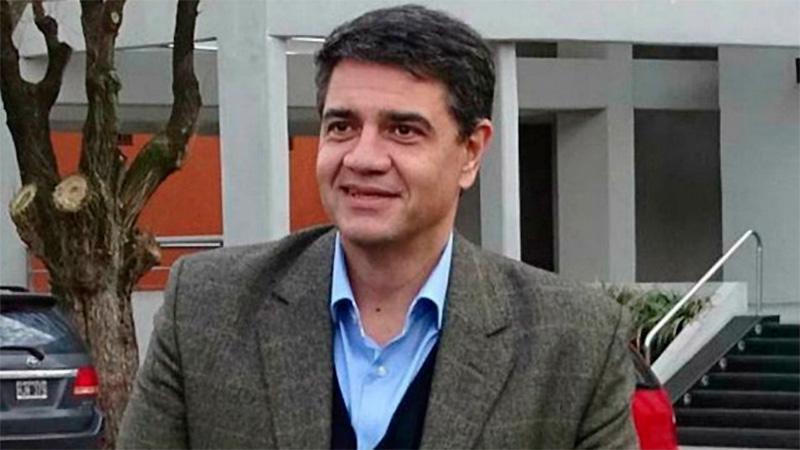 El intendente de Vicente López, Jorge Macri.