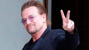 El cantante de U2 invierte u$s 20 millones en una empresa argentina