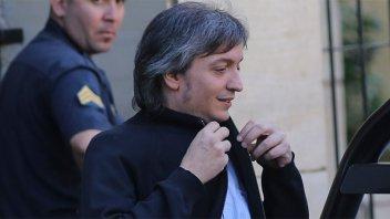 Bonadio citó a indagatoria a Máximo Kirchner en la causa por los cuadernos