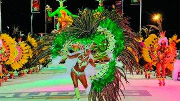 Confirmaron la grilla para la primera noche del Carnaval de Concordia