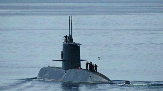 Sigue búsqueda de submarino perdido: