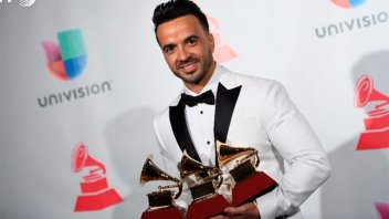 Grammy latino 2017: arrasó