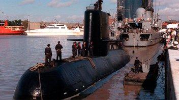 Submarino desaparecido: se sumaron aviones de cinco países a la búsqueda