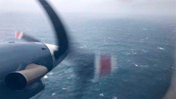 Detectaron siete llamadas satelitales que habrían sido hechas desde el submarino