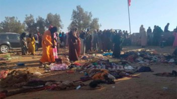 Marruecos: Quince muertos en estampida durante una entrega de ayuda humanitaria