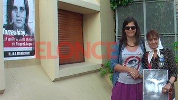 Encuentro de HIJOS en Paraná: Escracharon la casa de Torrealday