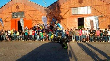 Culminó la Expo Moto Gualeguaychú más convocante del sur entrerriano