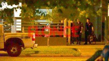Brutal asalto: Hirieron a un hombre y su esposa debió esconderse junto al hijo