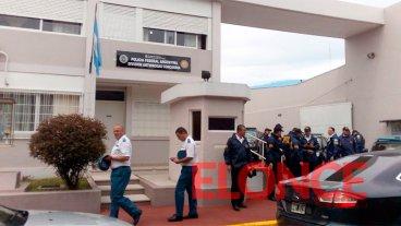 El Jefe de la Policía Federal inauguró la División Antidrogas Concordia