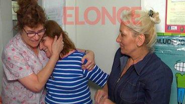 El sentido homenaje de Doña Asunción para las enfermeras en su día