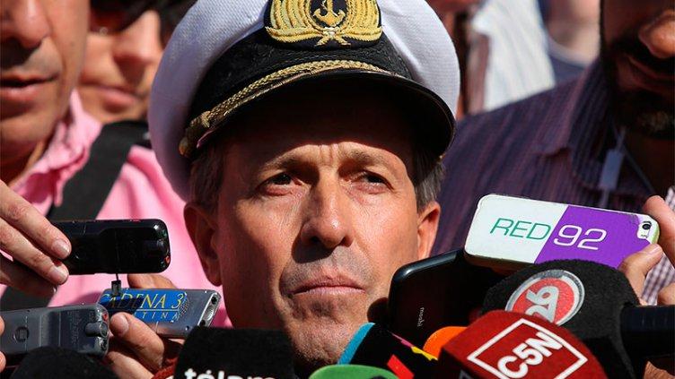 Confirmaron  que hubo una explosión en la zona donde desapareció el submarino