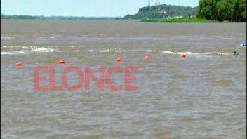 Una confusa situación se vivió en el balneario municipal de Paraná