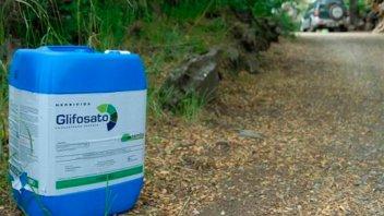 Productores agropecuarios debatirán sobre proyecto de prohibición de glifosato