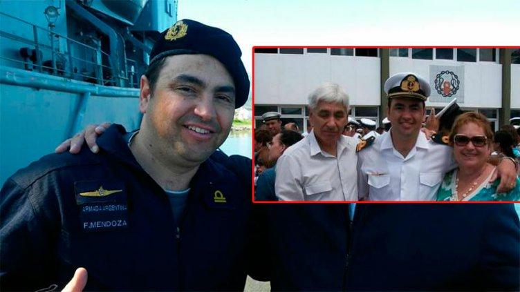 ARA San Juan: Madre del submarinista entrerriano bregó por
