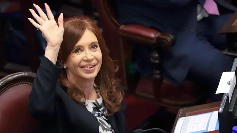 CFK propone un bono compensatorio para los afectados por la reforma previsional