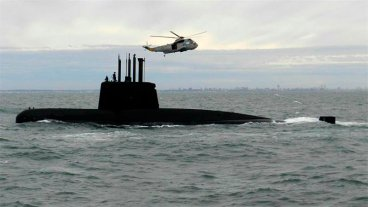 Búsqueda del submarino seguirá hasta agotar medios nacionales e internacionales